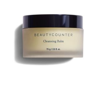 BeautyCounter cleansing balm sample